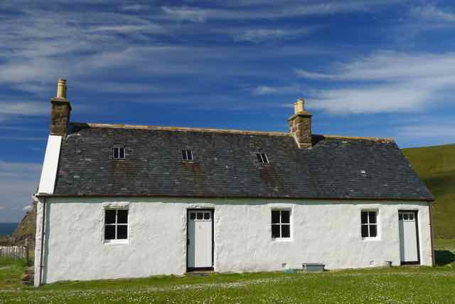 Mountain Bothies in Scotland